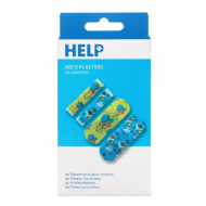 HELP Kids Plasters Assorted - Pack 40